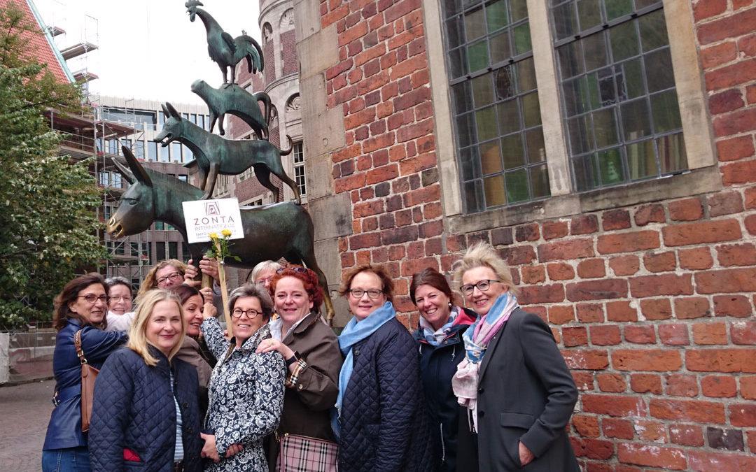 Zonta Area 03 Treffen in Bremen
