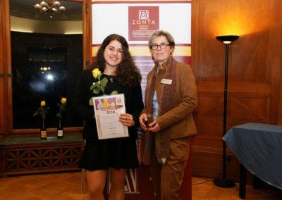 Zonta HB YPWA Preisverleihung 2019